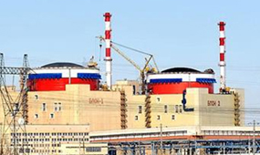 Pumps for Rostov Nuclear Power Plant